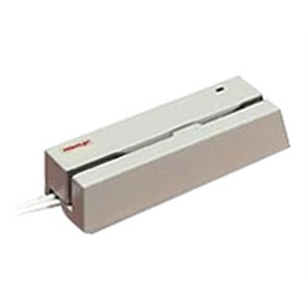 Lector tarj mag. Posiflex 2p Negro PS2/ad USB (MR-2000)