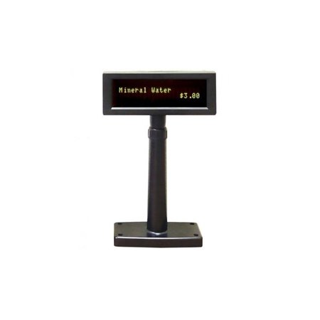 VISOR VFD850 USB BLACK