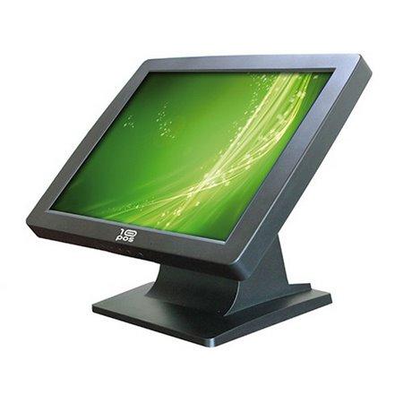 "Monitor Táctil 10POS TFT 15"" USB Negro Vesa (TS-15V)"
