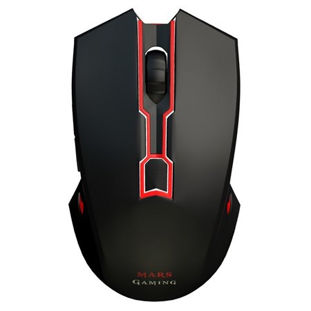 Ratón Gaming TACENS MARS Optico 2800Dpi LED USB (MAM0)