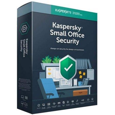 Kaspersky Small Office Security7 5u 1a(KL4541X5EFS-20ES