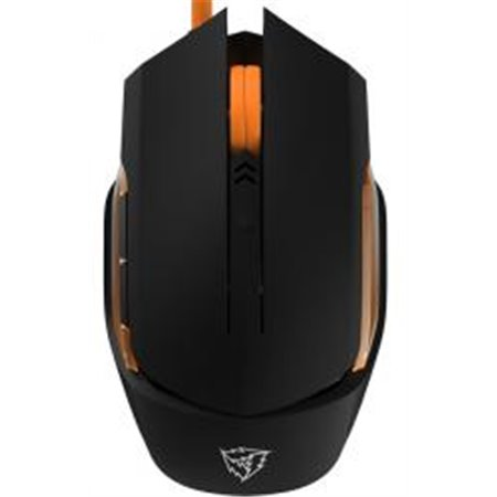 Ratón Gaming THUNDERX3 6 Botones USB (TM10 Orange