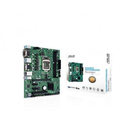 ASUS PRO H510M-C/CSM: (1200) 2DDR4  HDMI DVI mATX
