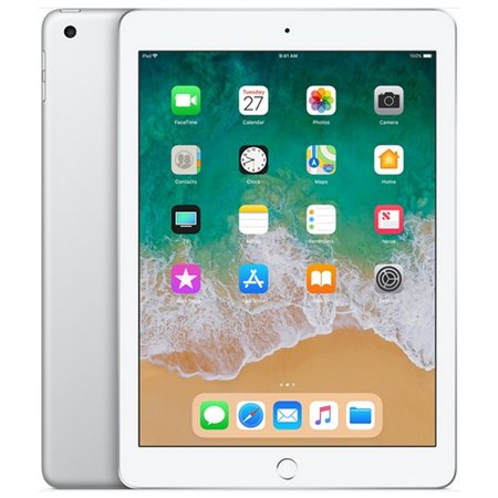 "Apple iPad 2018 9.7"" 32Gb WiFi Plata (MR7G2TY/A)"