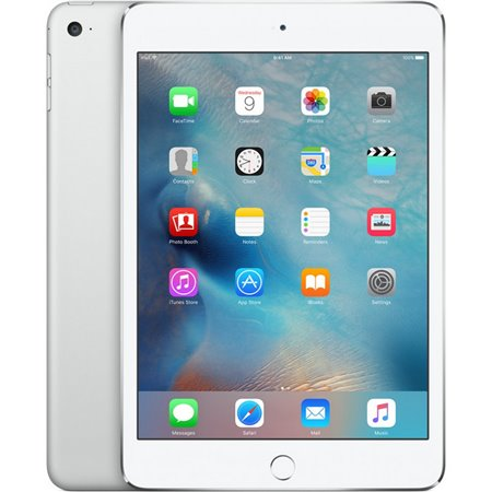 "Apple iPad Mini4 7.9"" WiFi 128Gb Plata (MK9P2TY/A)"