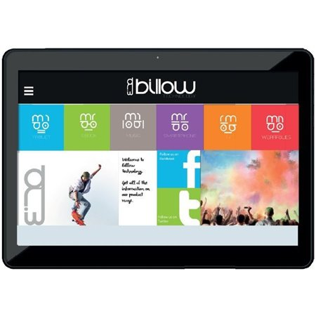 "Tablet BILLOW X101LBV2 10.1"" IPS QCore 8Gb A7.0 Azul"