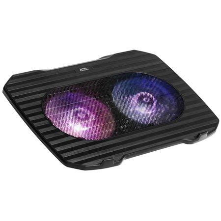 """Base Refrigeración Mars Gaming portátiles 15.6"""" (MNBC0)"""