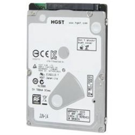 "Disco Duro Hitachi 500Gb 2,5"" sATA2 8Mb (Z5K500-500)"