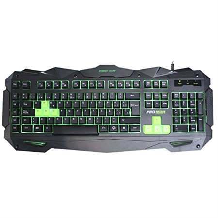 Teclado KEEPOUT Gaming (F80S)