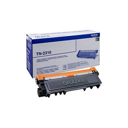 Toner BROTHER Negro 1200pag (TN-2310)
