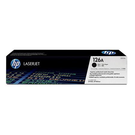 Toner HP Laser Negro 126A (CE310A)