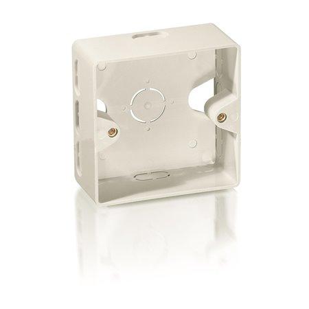 Caja Superficie EQUIP para montaje de rosetas(EQ125561)